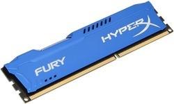 Kingston HyperX Fury Blue 4GB DDR3-1600 CL10