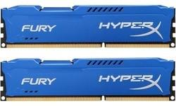 Kingston HyperX Fury Blue 16GB DDR3-1600 CL10 kit