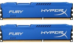 Kingston HyperX Fury Blue 16GB DDR3-1866 CL10 kit