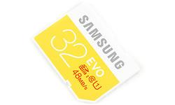 Samsung Evo SDHC UHS-I 32GB