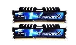 G.Skill RipjawsX 16GB DDR3-2133 CL9 kit