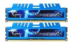 G.Skill RipjawsX Blue 8GB DDR3-2400 CL11 kit