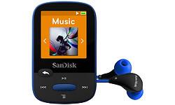 Sandisk Sansa Clip Zip Sport 8GB Blue
