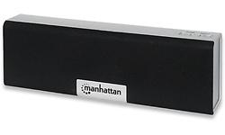 Manhattan Lyric Box Silver/Black