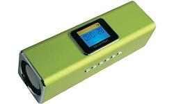 Technaxx MusicMan MA Display Green