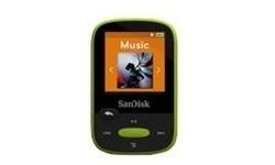Sandisk Sansa Clip Sport 8GB Green