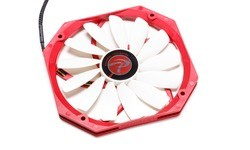 Raijintek Aelous Alpha 140mm Red