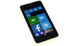 Nokia Lumia 630 Yellow