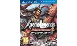 Dynasty Warriors 8: Xtreme Legends (PlayStation Vita)