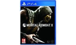 Mortal Kombat X (PlayStation 4)