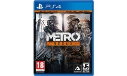 Metro: Redux (PlayStation 4)