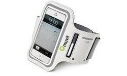 Muvit Armband White (iPhone 5s)