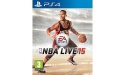 NBA Live 15 (PlayStation 4)