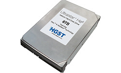 HGST Ultrastar He6 6TB (SAS, encryption)