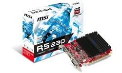 MSI Radeon R5 230 1GB