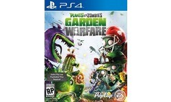 Plants vs Zombies: Garden Warfare (PlayStation 4)