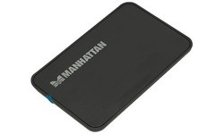Manhattan SATA HDD Enclosure Black