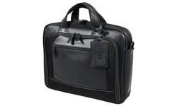 """Port Designs Dubai Messenger Bag 15.6"""" Black"""