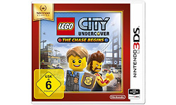 Lego City: Undercover, The Chase Begins (Nintendo 3DS)