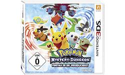 Pokémon Mystery Dungeon: Gates To Infinity (Nintendo 3DS)