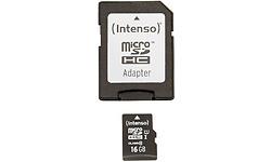 Intenso MicroSDHC UHS-I 16GB