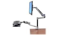 Ergotron WorkFit-LX Sit Stand Desk Mount