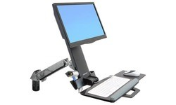 Ergotron StyleView Sit Stand Combo Arm
