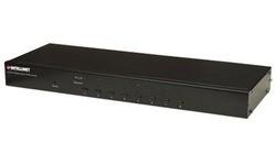 Intellinet 8-Port Rackmount KVM Switch Combo