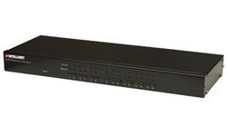 Intellinet 16-Port Rackmount KVM Switch Combo