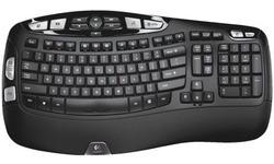 Logitech K350 Wireless Keyboard (DE)
