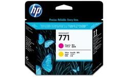 HP 771 Magenta/Yellow