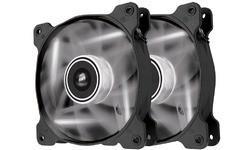 Corsair Air Series SP120 White LED Dual Pack