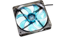 Cooltek Silent Fan 140mm Blue LED