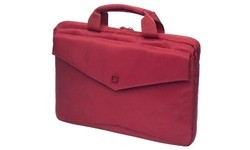 Dicota Code Slim Case Red 15""