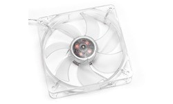 SilenX Effizio Quiet Red LED Fan Series 120mm