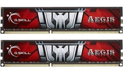 G.Skill Aegis 16GB DDR3-1600 CL11 kit