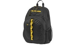 HP Sport Black/Yellow Backpack 15.6""