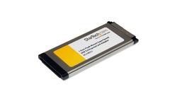StarTech.com 1-Port Flush Mount USB 3.0 ExpressCard