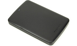 Toshiba Canvio Basics 1TB Black
