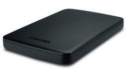 Toshiba Canvio Basics 2TB Black