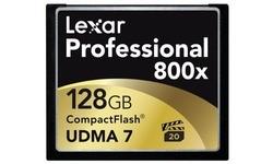 Lexar Compact Flash Professional 800x UDMA-7 128GB