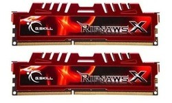 G.Skill RipjawsX 16GB DDR3-2133 CL10 kit