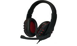 LogiLink HS0033 Black/Red