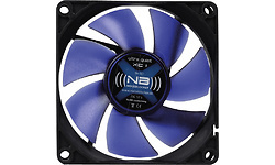 Noiseblocker BlackSilent Fan XC1 80mm