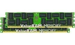 Kingston ValueRam 8GB DDR3-1600 CL11 ECC kit