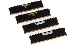 Corsair Vengeance LPX Black 16GB DDR4-2800 CL16 quad kit
