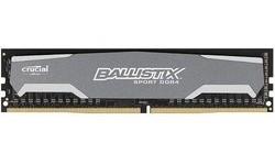 Crucial Ballistix Sport 8GB DDR4-2400 CL16