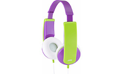 JVC HA-KD5-V-E Purple/Green