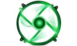 NZXT FZ-200 Airflow Fan Series 200mm Black/ Transparent Green LED