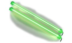Revoltec Cold Cathode Twin Set Green